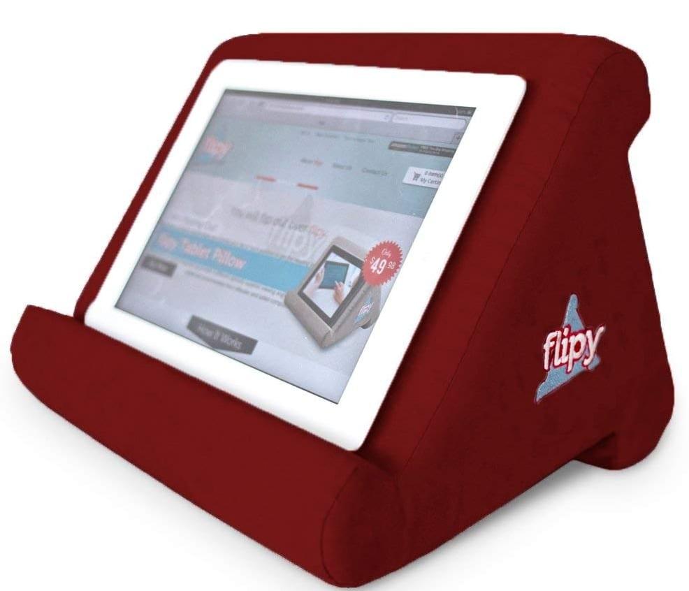 e832b62a1ac7 Flipy Multi-Angle Soft Pillow Lap Stand – 7 Gadgets