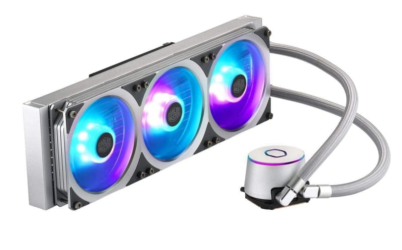 Cooler Master MasterLiquid ML360P Silver Edition Addressable