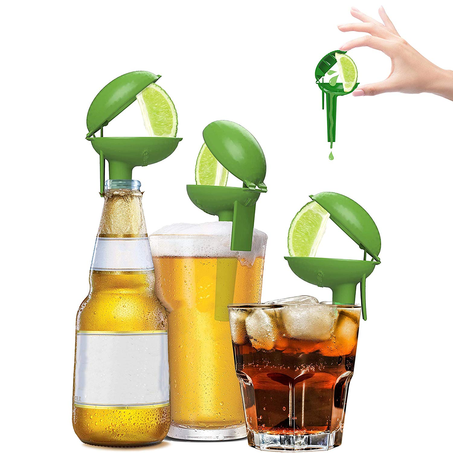 Image result for HeadLimes Clip-On Citrus Squeezer