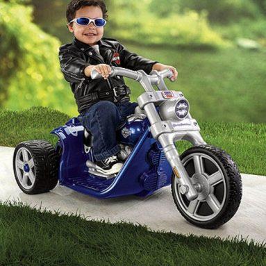 Harley Rocker Ride-On