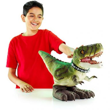 D-Rex Interactive Dinosaur