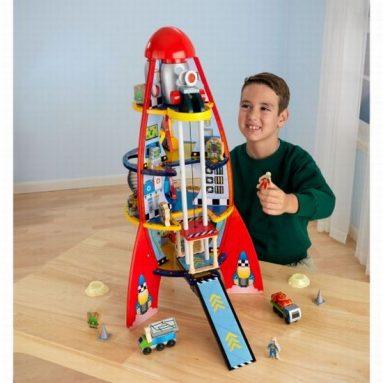 Fun Explorers Rocket Ship