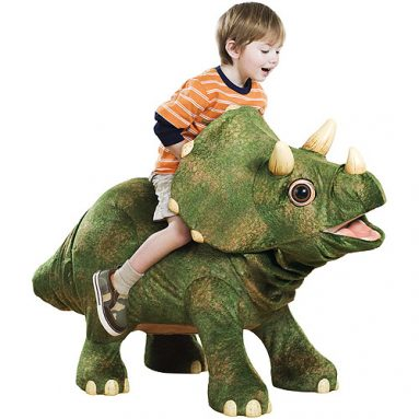 The Triceratops Dinosaur