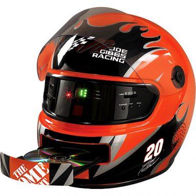 Helmet Radio/CD Player