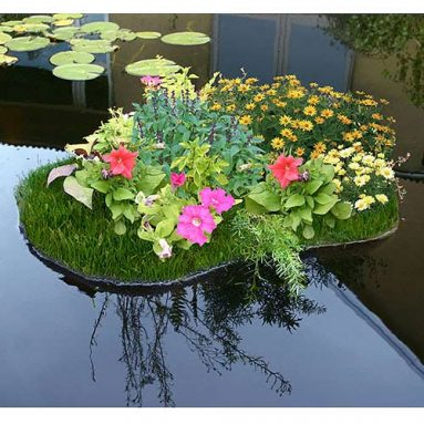Living Floating Garden