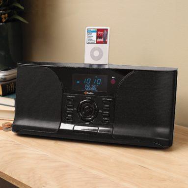 HD/IPOD Radio