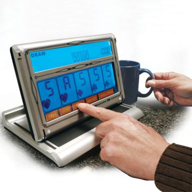 Touch Screen Poker Game