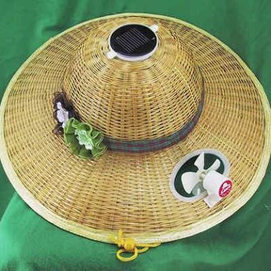 Solar ladies sun hat