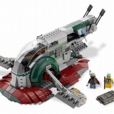 Lego Slave I!