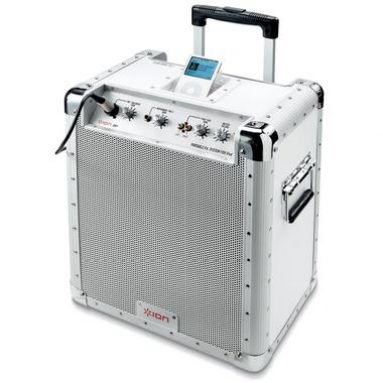 Portable PA System for iPod
