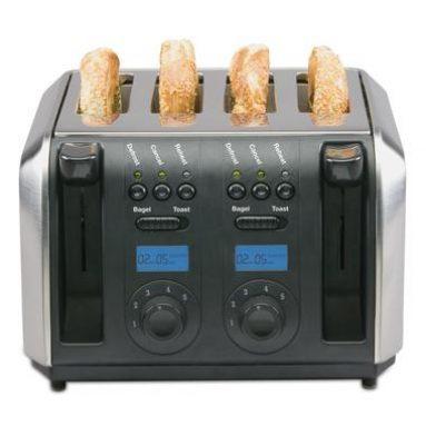 Digital Countdown Toaster