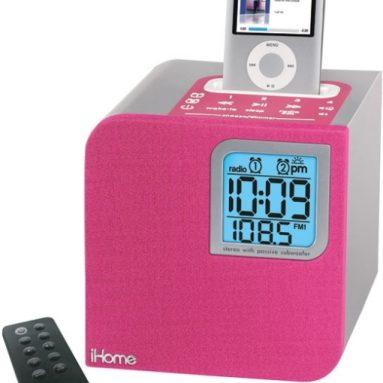 Clock Radio for iPod