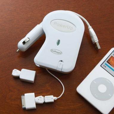 PowerPod for iPod