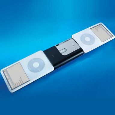 iPod to iPod Transfer Device