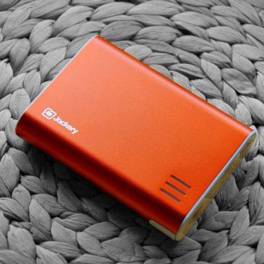 10400mAh Portable High Capacity Dual-Port External Battery