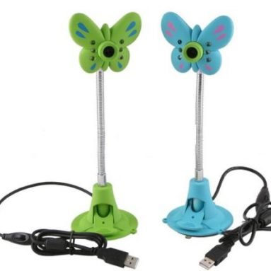 USB Butterfly Cam