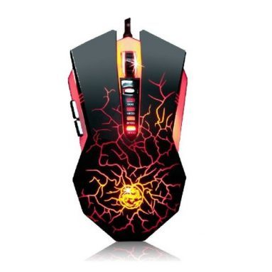 Wfirst Brand X900M 3600dpi New Tarrasque Glare Gaming Mouse