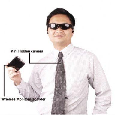 Tie Spy Camera