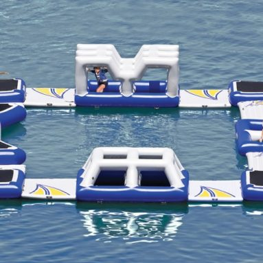 The Floating Obstacle Course