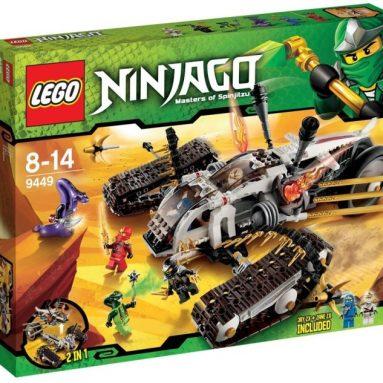 Lego Ninja Go Ultra Sonic Raider