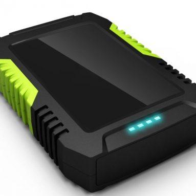 Water Resistant True 7800mAh External Battery Pack