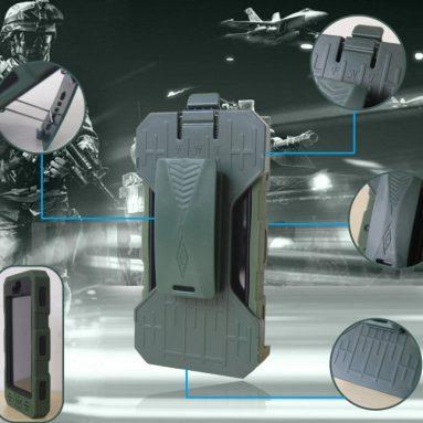iPhone 5 JUMBO CASE Multifunctional Hybrid Kickstand Case