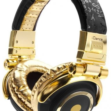 Gold Channel Recording Studio Equipment