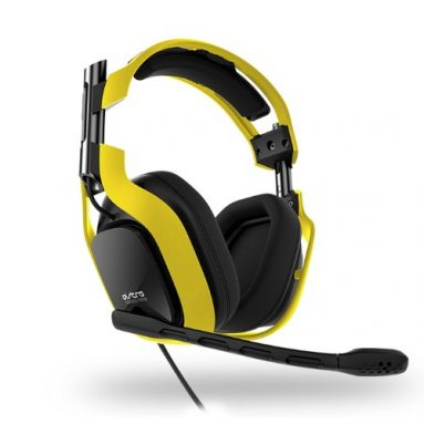 Gaming A40 Over Ear Headset with Boom Mic