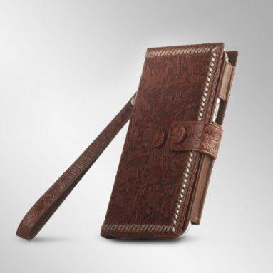 Samsung Galaxy Note 2 II N7100 Zenus Prestige Wallet Cover Case