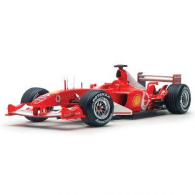 1:18 Ferrari Race Car Michael Schumacher