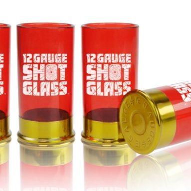 12 Gauge Shotgun Shells Shot Glasses