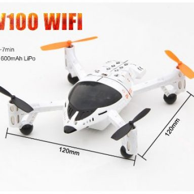 Walkera WiFi Quadcopter FPV with HD Camera for Apple iphone, itouch, or ipad