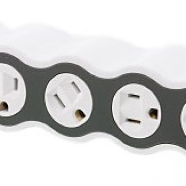 Power Curve 7 Outlet Surge Protector