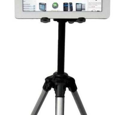 CameraTab Tripod & Windshield Mount Kit for Ipad 1 2 3