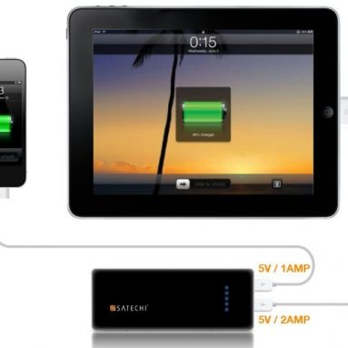 10000 MaH Portable Energy Station Extended Battery Charger Pack