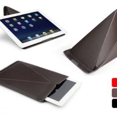 Smart Stand Sleeve for iPad 3/new iPad/iPad 4