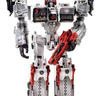 Transformers Generations Titan Class Metroplex