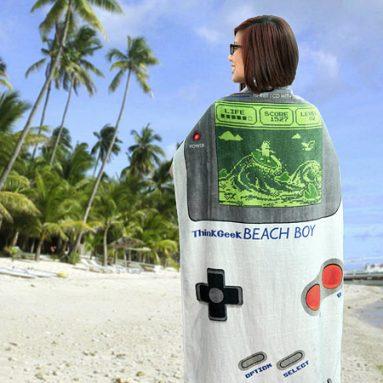 Beach Boy Towel