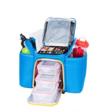 6 Pack Bag Meal Management System