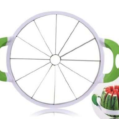 Melon Watermelon Cantaloupe Stainless Stell Slicer