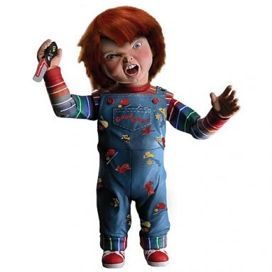 Chucky Talking Figure