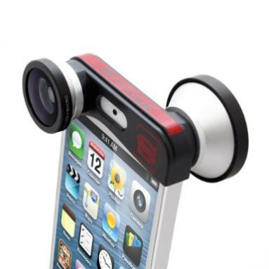 Lens 3 in 1 Adaptive Photo Lens for the iPhone 5