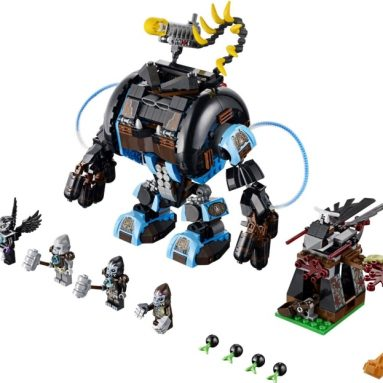 LEGO Chima Gorzans Gorilla Striker