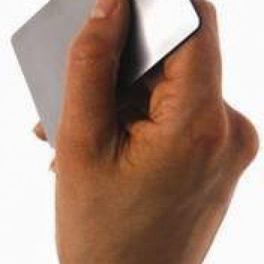Ultra-Thin Credit Card Light