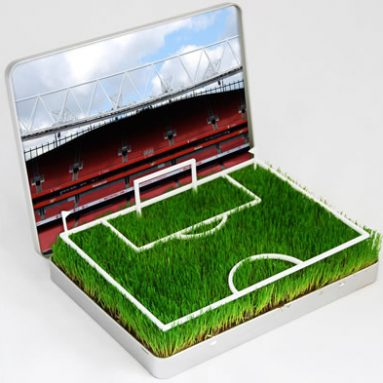 Grow Your Own Football Pitch