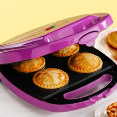 Coated Pie Maker