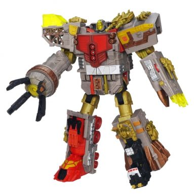 Transformers Omega Supreme Action Figure