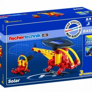 Fischertechnik Basic Solar Kit