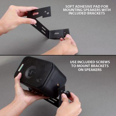 Waterproof Outdoor Speakers