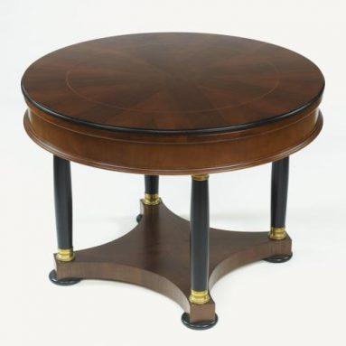 Luxury Rotondo Games Table